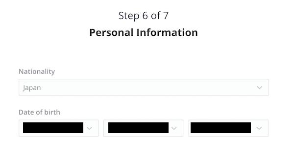 CEX.io-登録-本人確認10