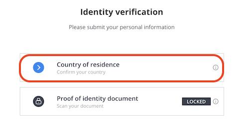 CEX.io-登録-本人確認3
