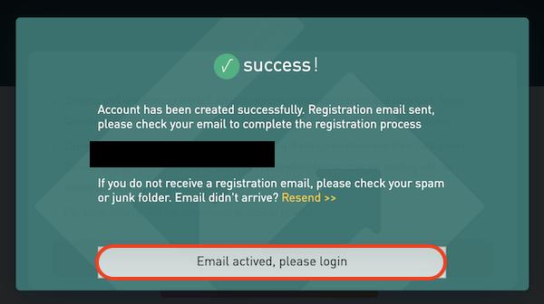 Gate.io-登録- 登録方法5