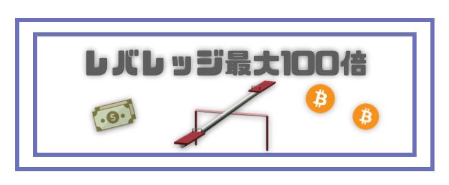 BitMEX_登録_使い方_レバレッジ最大100倍