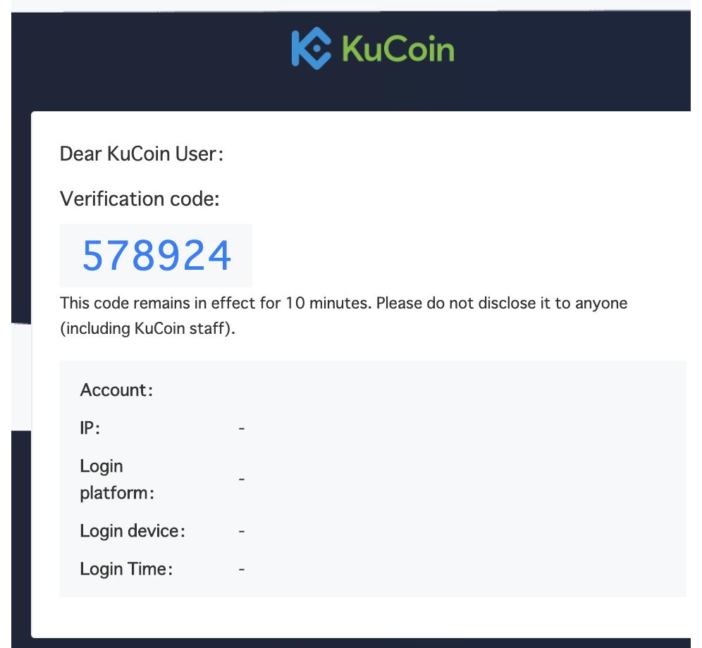 KuCoin-登録-登録3