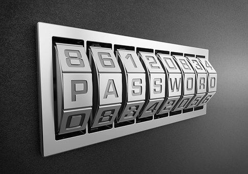 KuCoinパスワード