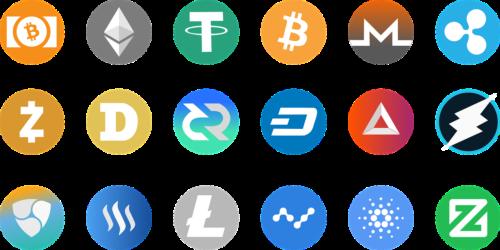 Bitfinex使い方取り扱い通貨