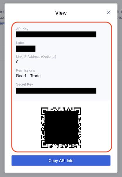 OKEx API6