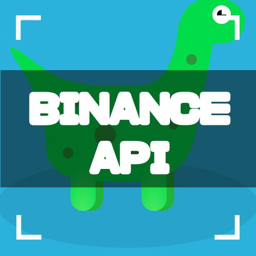 BINANCE -API-アイキャッチ