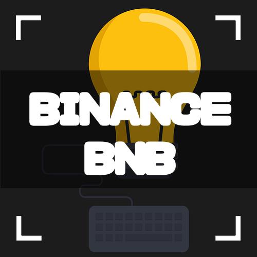 BINANCE -BNB-アイキャッチ
