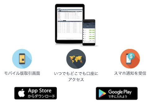 iFOREX-アプリ-インストール