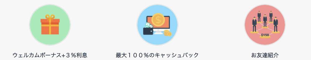 iFOREX-特徴-キャンペーン