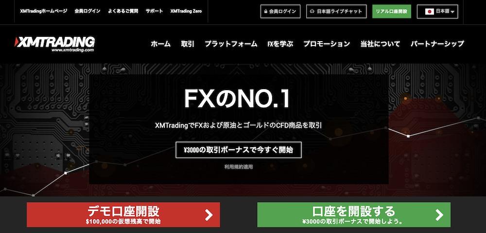 FXランキング-XM