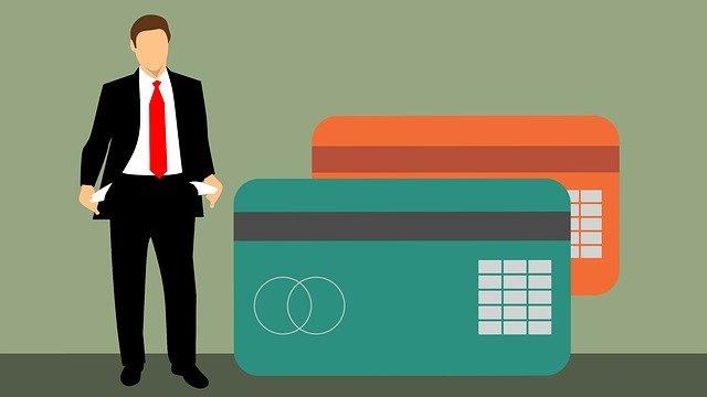 <イラスト>BINANCE(バイナンス)で利用できるクレジットカード