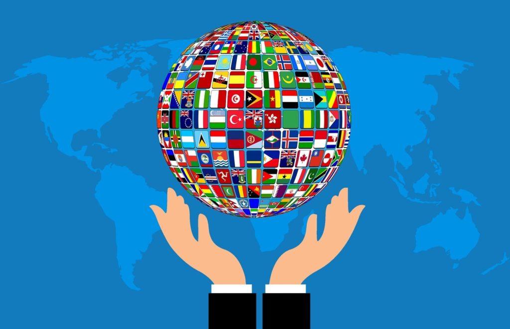 <イラスト>国内取引所と海外取引所の違い